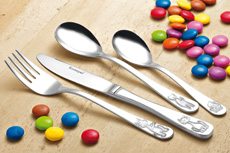 child's cutlery