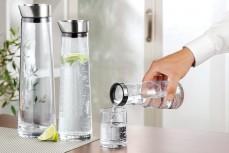 Saftkannen-/Krüge aus Glas