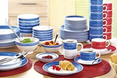 opal glass tableware