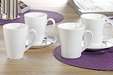Porzellan Becher/Tassen