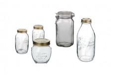 Einmach-Gläser
