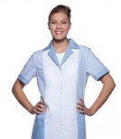 work smocks with short sleeves
