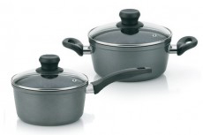 single cooking pots
