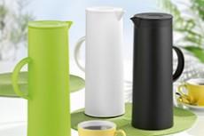 plastic-shell jugs