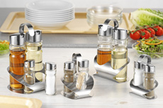 """Trend"" condiment sets"