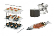 systems/platters/stands