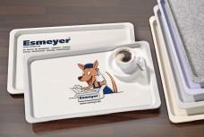 Tabletts mit Ihrem Logo