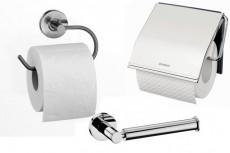 Mehr Toilettenpapier-Spender