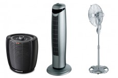 ventilators & heaters