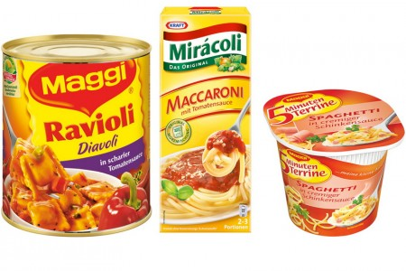 ready meals & soups