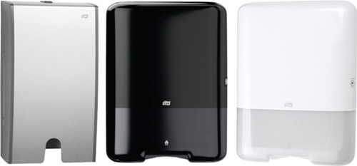 Tork paper towel dispensers
