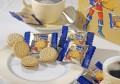 De Beukelaer Prinzenrolle mini single pack, contents: 160 pcs.  7,5gr., Each biscuit individually, hygienically wrapped