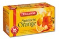 Teapot Spanish orange, content: 20 sachets  1.8gr, Fruity delight with orange-peach aroma