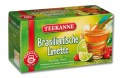 Teapot Brazilian lime, content: 20 sachets  1.8gr, Fruit tea with lime-acerola aroma