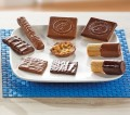 Bahlsen FIRST CLASS, Volume: 8 serving units  250 g,  9 biscuit and wafer specialities with chocolate.