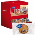 Bahlsen HIT MINIS, Contents: 150 pieces  7 g per dispenser, Biscuits with cocoa cream filling.