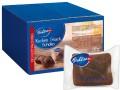 Bahlsen KUCHEN-SNACK SCHOKO, Content: 60 pieces  25 g per box, moist chocolate Madeira cake.