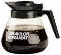 Replacement glass pot MONDO from BRAVILOR BONAMAT, Contents: 1.7 ltr, with hinged lid