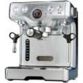 Espresso-Maschine ADVANCED PRO Exklusives Metalldesign (Druckguss) 15 Bar Pumpe und Vorbrühfunktion
