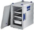 Blancotherm 620 KUS Speisentransportbehälter aus Kunststoff, mit Stecktür, Verschluss seitlich