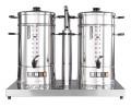 Hogastra Duo-Tec-Kaffeestation für 15-200 Tassen Modell CNS 200, 2-25 ltr.