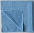 Clean  Clever Microfasertuch blau Elastisches Tuch, aus 70 Polyester + 30 Polyamid lange haltbar, ideal auf glatten Oberflächen wie