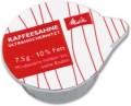 Melitta Kaffeesahne mit 10 % Fett,  Inhalt: 240 Stück Portionspackungen / Tassenpackungen  à 7,5 g je Karton.