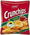 "Crunchips with ""Paprika"" taste, Portion package  25g"