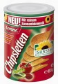 "Chipsletten stacked crisps, 60g portion packet with ""Paprika"" taste, wit preservatives"