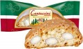 Hellma CANTUCCINI MIT MANDEL, (with almond) Contents: 60 pieces  8 g per box, Italian shortbread with almonds.