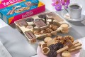 Griesson UNSERE KEKSZEIT, (our biscuit time) Popular mixture of biscuits for every taste, Content: 415 g