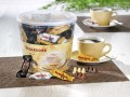 TOBLERONE MINI MIX, contents: 113 pieces  8 g per round tin, Swiss chocolate with honey, almonds and nougat