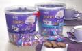 MILKA NAPS Alpenmilch, Contents: 207 pieces  4.6 g per carton.