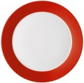Dinner plate 27 cm Form Tric - hot (red)
