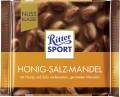 Ritter Sport Honig Salz Mandel Nuss-Klasse 100G