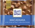 Ritter Sport Macadamia Nuss-Klasse 100G