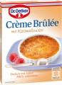 Dr. Oetker Creme Brulee 96G