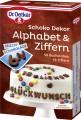 Dr. Oetker Schoko Alphabet & Zahlen 58G