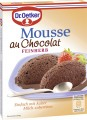 Dr. Oetker Mousse au Chocolat Herb 86G