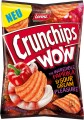 Lorenz Crunchips WOW Paprika & sour Cream 110G