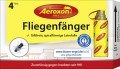 Aeroxon Fliegenfänger 4er 4ST