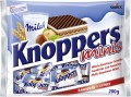 Storck Knoppers Minis, Contents: 20 pieces per bag (200 g),  Milk-hazelnut slice.