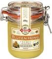 Bihophar Bio Blüten Honig cremig Bügelglas 450G
