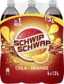 Schwip Schwap Cola  Orange 1,5L DPG incl. Pfand