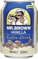 Mr. Brown Iced Coffee Vanilla 0,25L