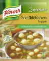 Knorr Suppenliebe Grießklöschen Suppe 92G