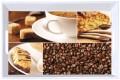 KESPER Serviertablett, Melamin, Motiv: Kaffee
