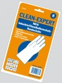 CLEAN EXPERT CE-CAT III EN374 GR10= XL Nitril  Industrie Handschuhe 32cm, grün  Chemikalienschutz, Lebensmittelgeprüft
