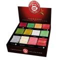 Teekanne GASTRO PREMIUM BOX, 12 beliebte Sorten à 15 Stück, Maße: 8,5x27x28,3 cm, im dekorativen Aufsteller.