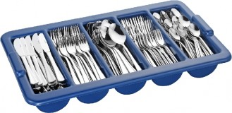 Economy set SOPHIA stainless steel 18/10, high gloss polished, 180 pieces of cutlery Material thickness 3.0/2.5 mm.
